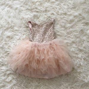 H&M Girl's Tulle Dress